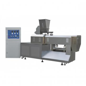 China Manufacturer Corn Flour Puffed Corn Snacks Making Extruder Production Line / Snack Puffed Extruders Machines