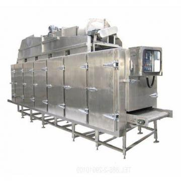 Automatic Tunnel Type Food Fruits Vegetables Dryer