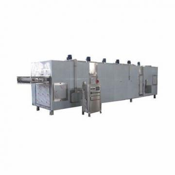Tunnel Type Continue Drying Machine Produce Microwave Dryer