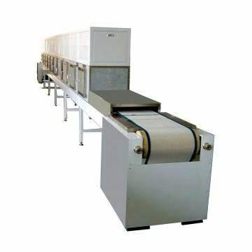 New Type Food Grade Tunnel Microwave Dryer