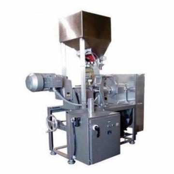 Puff Rice Puffed Corn Chips Curls Stick Fried Bar Snack Coco Pop Cereal Rings Cheese Ball Core Filling Twin Screw Extruder Processing Making Machine