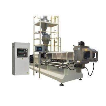 Pet Food Processing Machines Dog Foodmaking Extruders Double Screw Cat Food Production Line