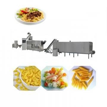 China Supplied Automatic Baby Rice Powder Machine Fast Food Machinery Food Production Line